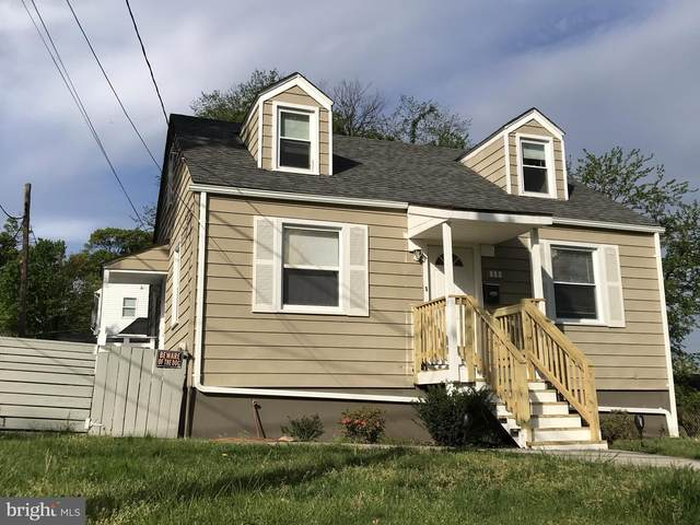 512 70TH Place, CAPITOL HEIGHTS, MD 20743 (#MDPG606516) :: The Vashist Group