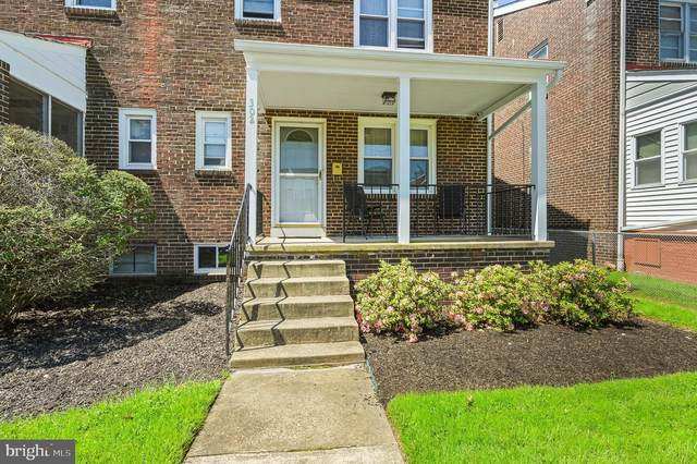 302 W 39TH Street, WILMINGTON, DE 19802 (#DENC526552) :: ExecuHome Realty