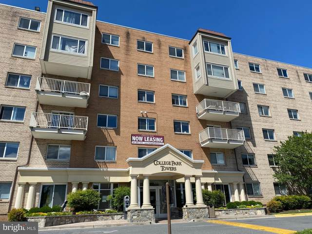 4330 Hartwick Road #413, COLLEGE PARK, MD 20740 (#MDPG606520) :: Corner House Realty