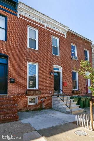 59 E Randall Street, BALTIMORE, MD 21230 (#MDBA550964) :: The Miller Team