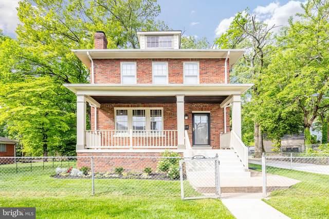 4311 Burns Street SE, WASHINGTON, DC 20019 (#DCDC521716) :: Jacobs & Co. Real Estate