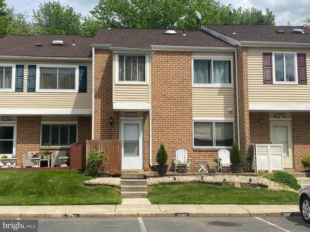 1080 Pendleton Court, VOORHEES, NJ 08043 (#NJCD419904) :: Ram Bala Associates | Keller Williams Realty