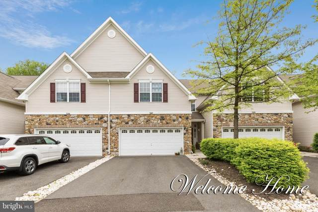137 Newman Court, PENNINGTON, NJ 08534 (#NJME312440) :: McClain-Williamson Realty, LLC.
