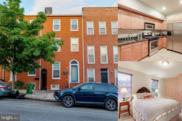 229 S Washington Street, BALTIMORE, MD 21231 (#MDBA550970) :: Dart Homes