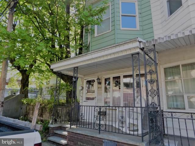 436 W Mahanoy Street, MAHANOY CITY, PA 17948 (#PASK135330) :: The Joy Daniels Real Estate Group