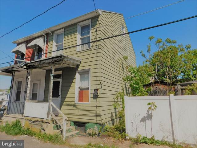 437 W South Street, MAHANOY CITY, PA 17948 (#PASK135332) :: The Craig Hartranft Team, Berkshire Hathaway Homesale Realty