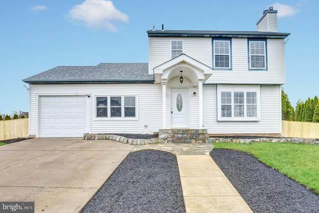 20 Anthony Drive, BURLINGTON, NJ 08016 (#NJBL397730) :: McClain-Williamson Realty, LLC.