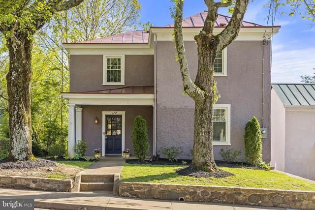 172 Waterloo Street, WARRENTON, VA 20186 (#VAFQ170576) :: Revol Real Estate