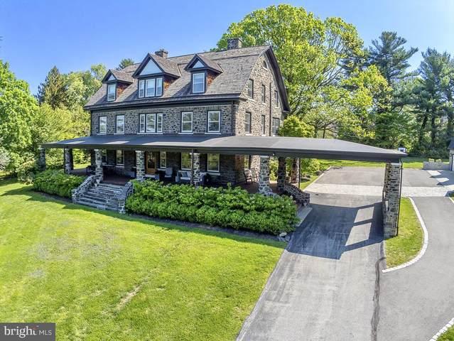 1401 Spring Mill Road, GLADWYNE, PA 19035 (#PAMC693216) :: McClain-Williamson Realty, LLC.