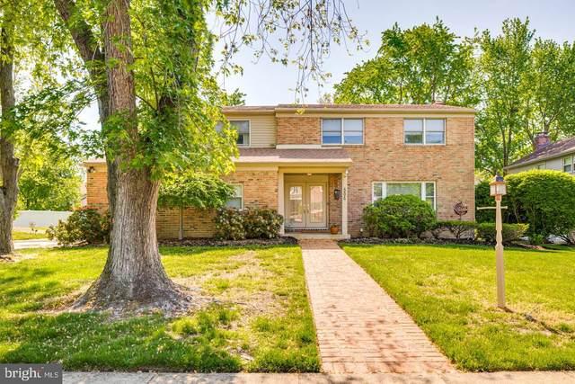 504 Queen Anne Road, CHERRY HILL, NJ 08003 (#NJCD419918) :: McClain-Williamson Realty, LLC.