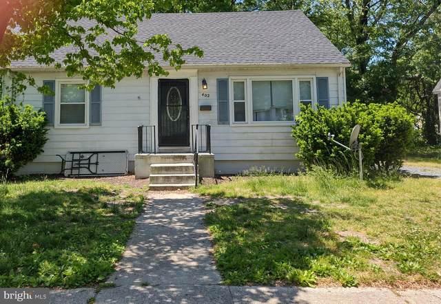 402 Decatur Avenue, SALISBURY, MD 21804 (#MDWC112988) :: McClain-Williamson Realty, LLC.