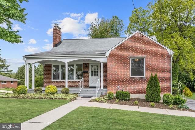 406 Newburg Avenue, BALTIMORE, MD 21228 (#MDBC529136) :: Dart Homes