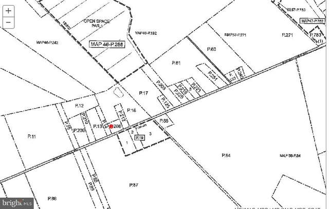 0 Walnut Tree Road, EDEN, MD 21822 (#MDWC112990) :: Atlantic Shores Sotheby's International Realty