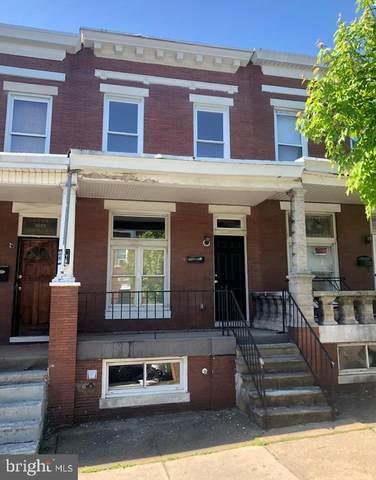 3023 Mcelderry Street, BALTIMORE, MD 21205 (#MDBA550996) :: Lucido Agency of Keller Williams