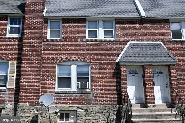 311 Essex Avenue, LANSDOWNE, PA 19050 (#PADE546162) :: ExecuHome Realty