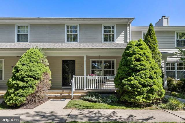 11 Eaton Court, HOPEWELL, NJ 08525 (#NJME312448) :: McClain-Williamson Realty, LLC.