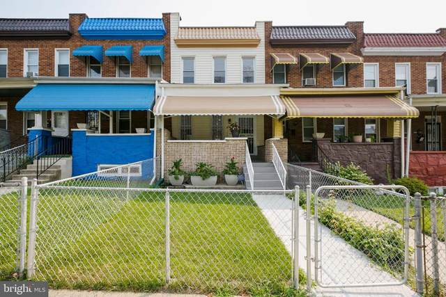 3422 W Caton Avenue, BALTIMORE, MD 21229 (#MDBA551002) :: ExecuHome Realty