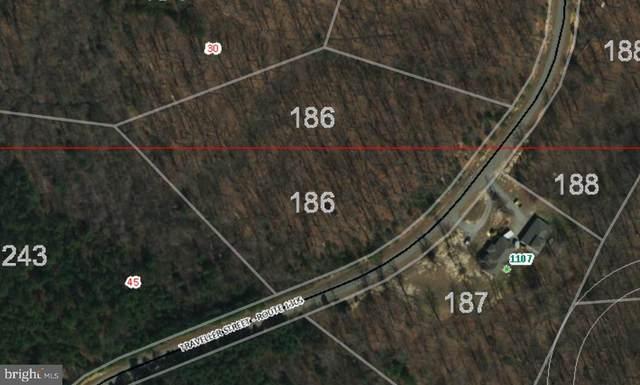 Traveller St., MINERAL, VA 23117 (#VALA123222) :: Crossman & Co. Real Estate
