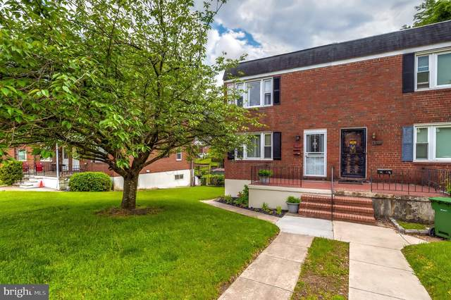 4607 Parkwood Avenue, BALTIMORE, MD 21206 (#MDBA551006) :: Ram Bala Associates | Keller Williams Realty