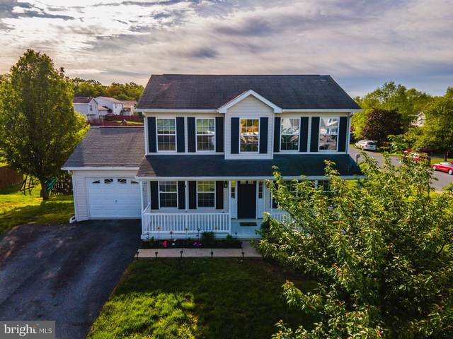 335 Reliance Road, MARTINSBURG, WV 25403 (#WVBE186036) :: The Mike Coleman Team