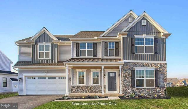 44 Creekside Drive, LEBANON, PA 17042 (#PALN119274) :: Realty ONE Group Unlimited