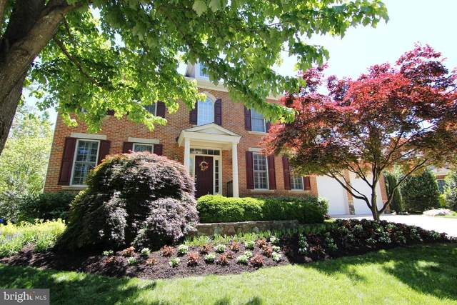 12966 Highland Oaks Court, FAIRFAX, VA 22033 (#VAFX1201360) :: Nesbitt Realty