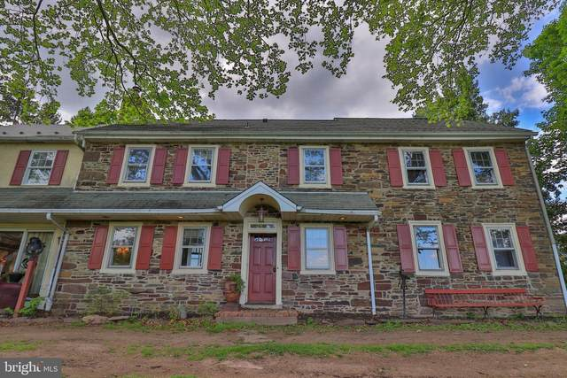 300 E Branch Road, SELLERSVILLE, PA 18960 (#PABU527552) :: ExecuHome Realty