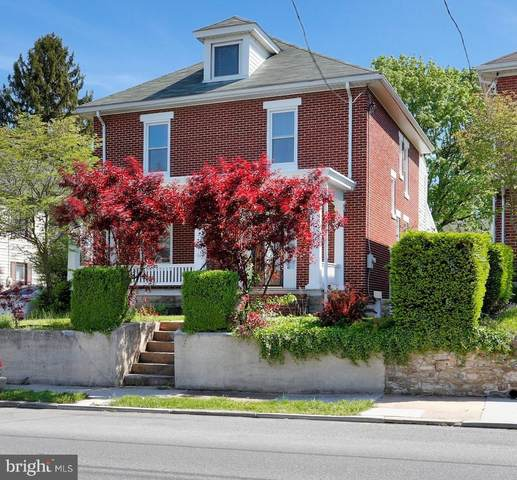 528 Franklin Street N, CHAMBERSBURG, PA 17201 (#PAFL179898) :: The Craig Hartranft Team, Berkshire Hathaway Homesale Realty