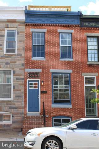 1322 Webster Street, BALTIMORE, MD 21230 (#MDBA551014) :: ExecuHome Realty