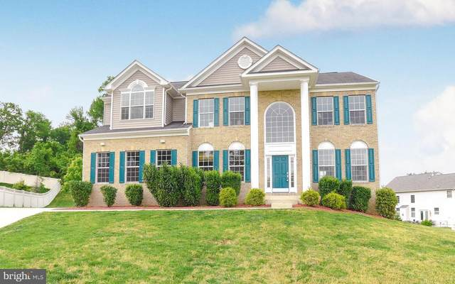 7203 Purple Ash Court, CLINTON, MD 20735 (#MDPG606570) :: The Sky Group