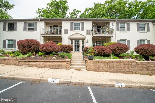 5904-K Kingsford Road #422, SPRINGFIELD, VA 22152 (#VAFX1201362) :: Crews Real Estate
