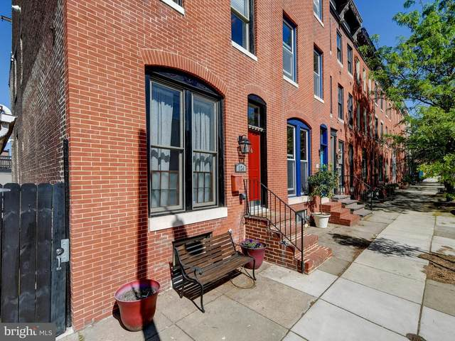 124 S Collington Avenue, BALTIMORE, MD 21231 (#MDBA551016) :: Jim Bass Group of Real Estate Teams, LLC