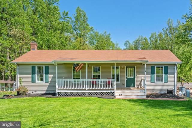 154 Ridge Drive, CHESTER GAP, VA 22623 (#VARP107950) :: Dart Homes