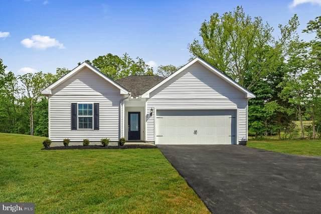 691 Ledger Drive, HANOVER, PA 17331 (#PAAD116126) :: The Joy Daniels Real Estate Group