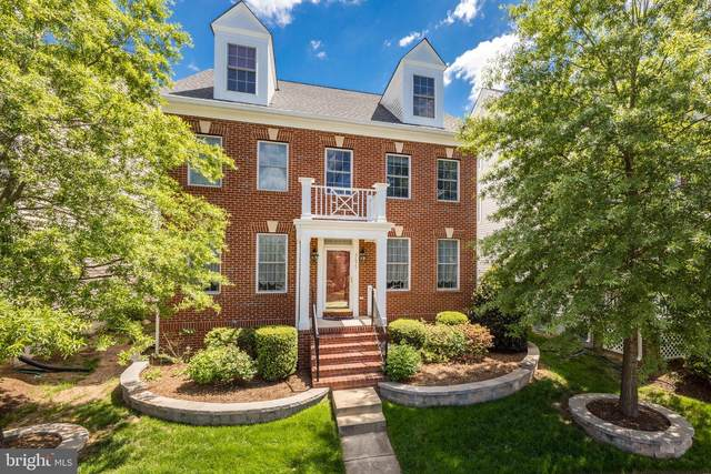5677 General Johnston Place, CENTREVILLE, VA 20120 (#VAFX1201384) :: The Piano Home Group