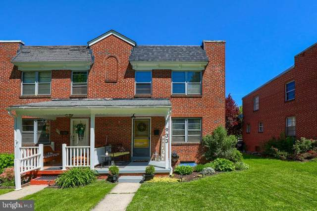 933 E Madison Street, LANCASTER, PA 17602 (#PALA182214) :: The Craig Hartranft Team, Berkshire Hathaway Homesale Realty