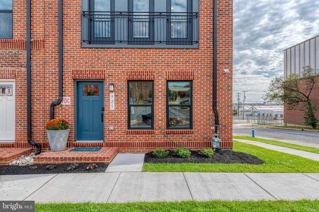 4011 Hudson Street, BALTIMORE, MD 21224 (#MDBA551028) :: The Maryland Group of Long & Foster Real Estate