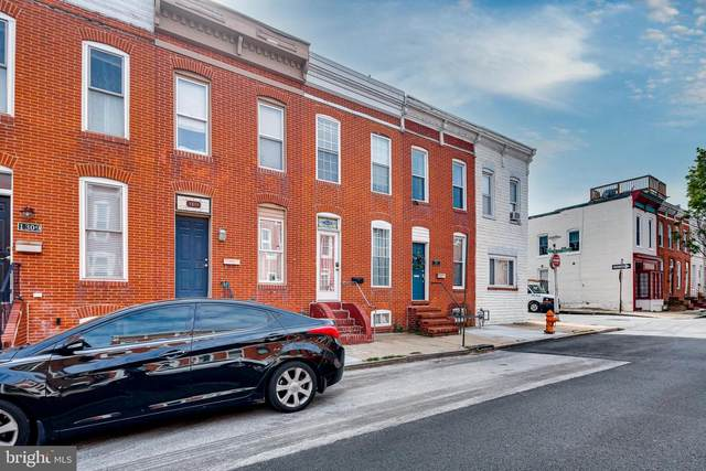 1313 Patapsco Street, BALTIMORE, MD 21230 (#MDBA551030) :: Ram Bala Associates | Keller Williams Realty
