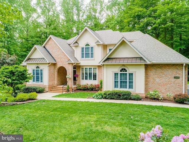 2409 Fox Creek Lane, DAVIDSONVILLE, MD 21035 (#MDAA468350) :: Lori Jean, Realtor