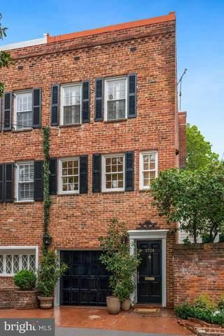 2719 Poplar Street NW, WASHINGTON, DC 20007 (#DCDC521824) :: Dart Homes