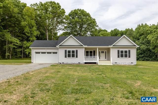 3124 Holly Grove Drive, BUMPASS, VA 23024 (#617471) :: Pearson Smith Realty