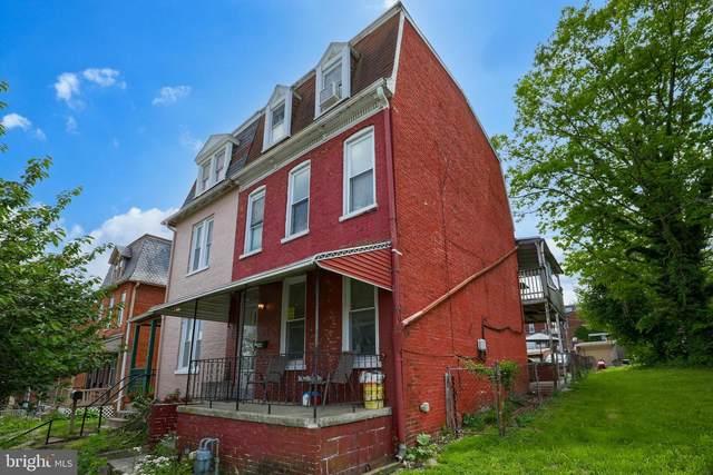 348 N Newberry Street, YORK, PA 17401 (#PAYK158422) :: Charis Realty Group