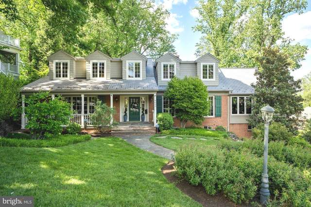 4643 35TH Street N, ARLINGTON, VA 22207 (#VAAR181508) :: Crews Real Estate