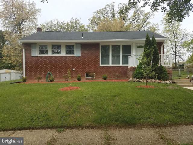 6402 Inlet Street, NEW CARROLLTON, MD 20784 (#MDPG606598) :: Great Falls Great Homes