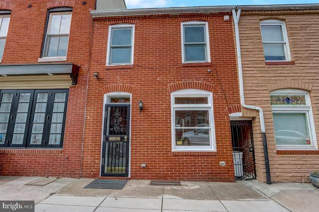 2213 Essex Street, BALTIMORE, MD 21231 (#MDBA551038) :: ExecuHome Realty