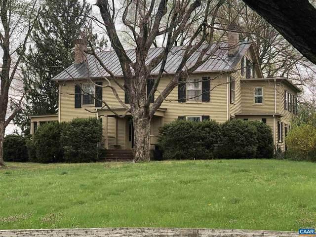 13283 Mitchell Road, CULPEPER, VA 22701 (#617472) :: Pearson Smith Realty