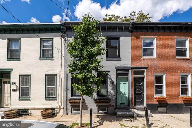 2043 Pemberton Street, PHILADELPHIA, PA 19146 (#PAPH1017596) :: Lucido Agency of Keller Williams
