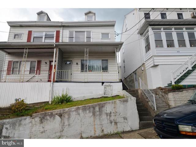 422 Wheeler Street, POTTSVILLE, PA 17901 (#PASK135344) :: The Jim Powers Team