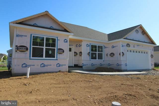 62 Franklin Drive, MECHANICSBURG, PA 17055 (#PACB134886) :: BayShore Group of Northrop Realty
