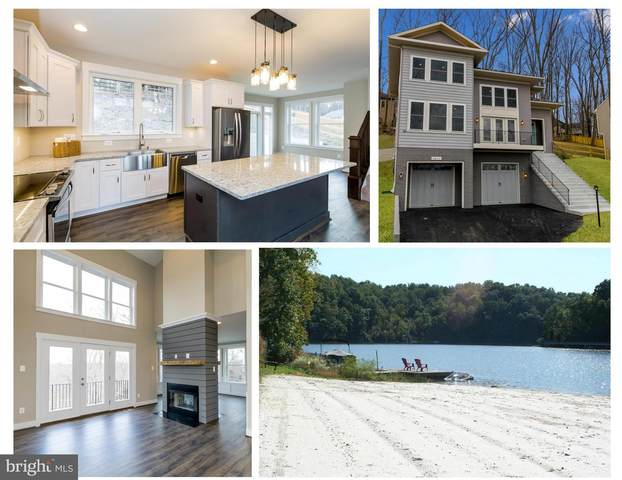 6748 Accipiter (Lot 193) Drive, NEW MARKET, MD 21774 (#MDFR282556) :: The Riffle Group of Keller Williams Select Realtors